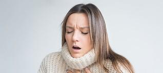 Atemnot durch Asthma - was tun?