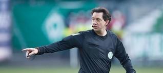 Manuel Gräfe hört als Schiedsrichter auf – weil er zu unbequem ist?