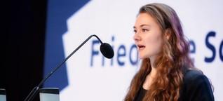 Jüngste Parteivorsitzende Deutschlands: Nicht zuschauen, selber machen
