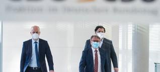 ARD Monitor: Maskenaffäre der CDU –Transparenz unerwünscht