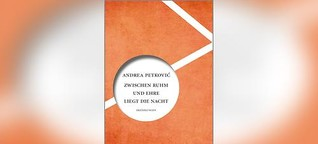 """Andrea Petkovic: """"Zwischen Ruhm und Ehre liegt die Nacht"""""""