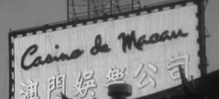 """Als Macau """"die Endstation der Hoffnung"""" war"""