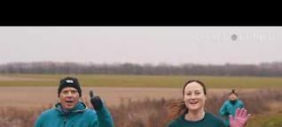 Sportler trotzen der Kälte: Impressionen vom Syke-Weyher-Cross-Fünfer