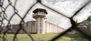 """""""Kontakte nach außen sind weggebrochen"""": Was die Corona-Krise für Gefangene bedeutet"""