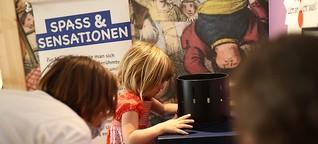 Wieder geöffnet: Ausstellung im Kindermuseum Leipzig - LVZ - Leipziger Volkszeitung