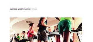 Das Ziel ist das Ziel – Marathontraining im Fitnessstudio