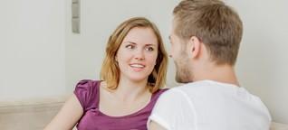 Wie rede ich mit dem Partner über Sex?