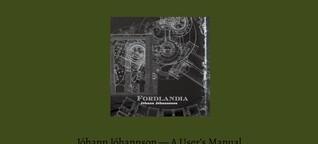 Jóhann Jóhannsson - A User's Manual - Chapter 5: Fordlandia (2008) - English (Das Filter)