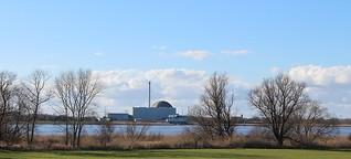 Wohin mit dem Atommüll des Kernkraftwerks Unterweser?