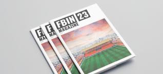 Layout: FBIN Magazine #23