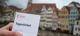 Pilotprojekt Tübingen - Inzidenzzahl steigt deutlich
