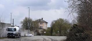 Keine leichte Aufgabe: Neuplanung des Dachauer Bahnhofs