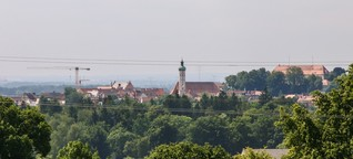 Dramatische Bevölkerungsprognosen für Dachau