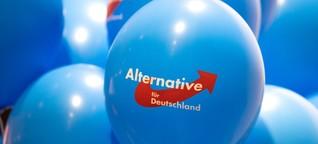 AfD in Rheinland-Pfalz: Nach rechts offen