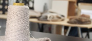 """Pullover aus Hundewolle: Ist """"Chiengora"""" die Textilfaser der Zukunft?"""