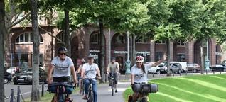 Mehr als drei Jahre mit dem Rad unterwegs: Weltumrunder wieder zurück in Mannheim