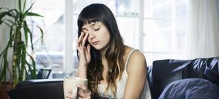 Das passiert bei Schlafmangel mit dem Körper - WELT