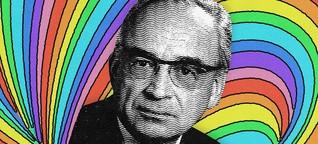 LSD-Forscher: Psychedelische Pilze sind an der Börse gefragt - dieser Mann ebnete ihnen den Weg