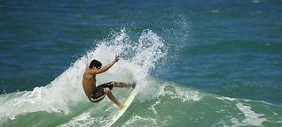 Playas del mundo donde practicar surf