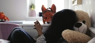Kinder allein im Netz - Wie sicher sind TikTok & Co.?