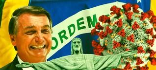 """""""Gott schützt diejenigen, die glauben"""": Corona und die Evangelikalen in Brasilien"""