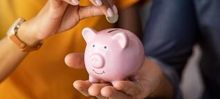 Das Einmaleins des Sparens: Wie schaffe ich mir ein finanzielles Polster?