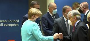 EU-Gipfel: Debatte über Beziehungen zwischen EU und Russland und Türkei