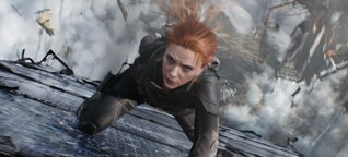 """Was kann """"Black Widow""""? Scarlett Johansson im neuen Marvel-Film"""