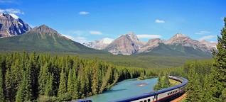 Mit dem Rocky Mountaineer durch Kanada