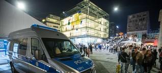 Partyexzesse, Ruhestörung und Müll: Andere Städte, ähnliche Probleme wie in Stuttgart