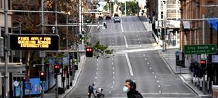 Sydney wegen Delta-Variante erneut im Lockdown