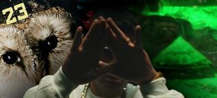 Illuminati? Warum Rapper (wirklich) mit okkulten Symbolen spielen