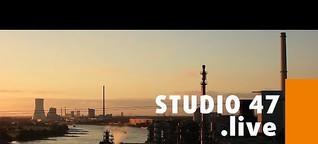 STUDIO 47 .live | IHK-KONJUNKTURUMFRAGE ZEIGT UNTERSCHIEDLICHE LAGE DER WIRTSCHAFT AM NIEDERRHEIN