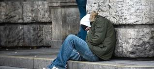 Obdachlose haben kein Homeoffice | DOMRADIO.DE