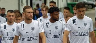SV Babelsberg: Vertragsverlängerung und Kapitän beendet Karriere