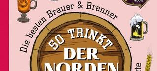Co-Autorin: So trinkt der Norden - Jens Mecklenburg (Hg.)- KJM Buchverlag