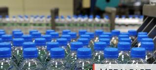 Nestlé, Danone et Coca : un greenwashing à grandes eaux