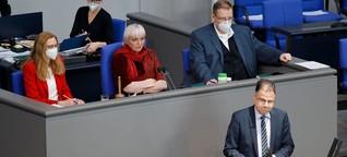 Sprache im Bundestag: Frauen in AfD-Reden nahezu unsichtbar
