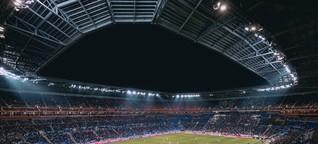 Verliert England im Fußball, gibt es um 33% mehr häusliche Gewalt in Großbritannien