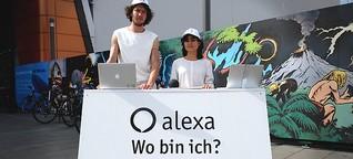 Kunstprojekt in Berlin: Ein Gentrifizierungs-Audiowalk mit Alexa
