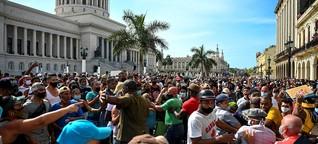 """Digitaler Aktivismus: """"Die Zeit für ein freies Kuba ist endlich gekommen"""""""