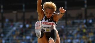 Malaika Mihambo auf der Suche nach ihrem Olympia-Kompass