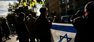 Bündnis demonstriert am Sonntag gegen antisemitische Gewalt