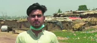 Yle vieraili pakolaisleirillä Pakistanissa: Nuoret unelmoivat rauhasta, vaikka Talibanin valloitukset syventävät Afganistanin sotaa