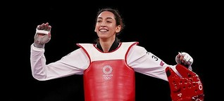 Kimia Alizadeh: Meet Iran's 'Daughter-in-Exile' Who Shone at the Olympics