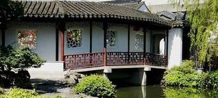 Vom Garten des Herrn Ming