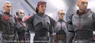 Star Wars: The Bad Batch in der featured-Serienkritik