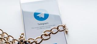 Betrugsmasche bei Telegram: Girokonto weg statt Kredit für 2 Mio. EUR