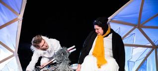 Inklusion auf der Theaterbühne - Die Neue Norm
