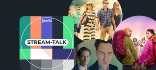 Stream-Talk #10: Reisen ins Ich - Wir sprechen über THE WHITE LOTUS, SCHMIGADOON! und ICH UND DIE ANDEREN.